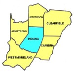 western pa home inspector indiana pa home inspector Home map indiana surrounding counties 510